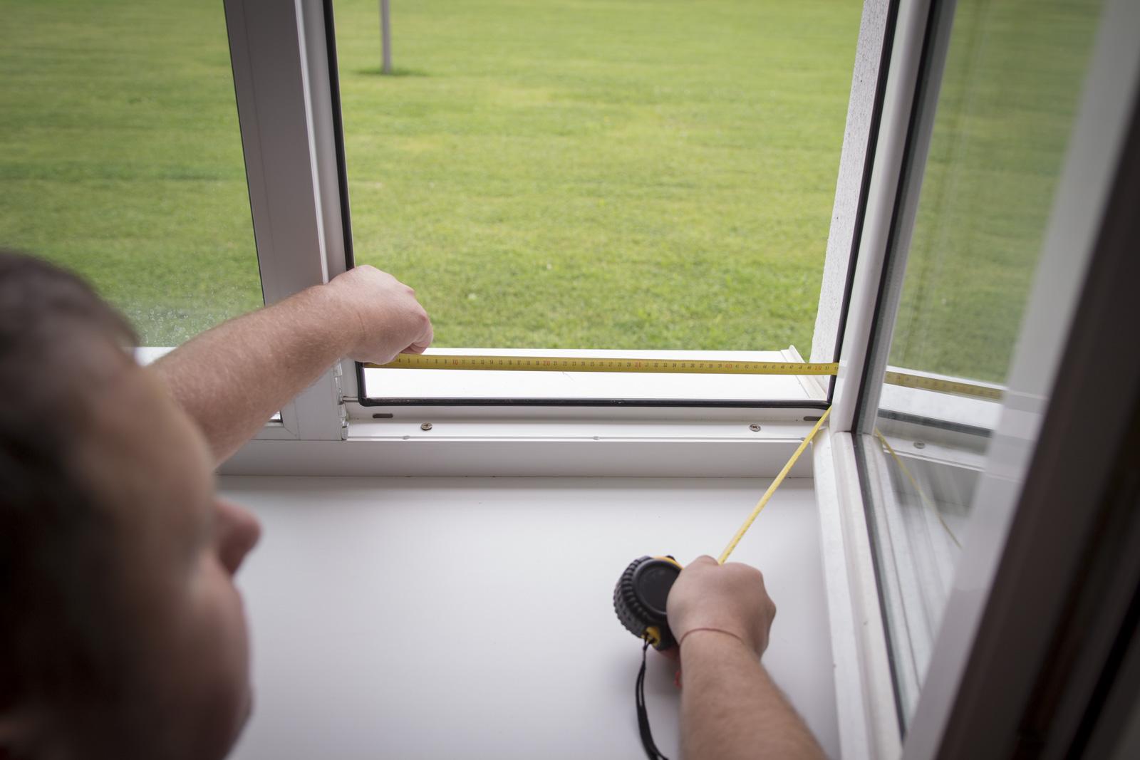 Москитная сетка на окно своими руками (пластиковое и)